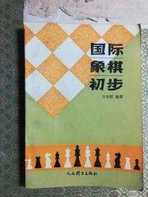 13-4  国际象棋初步