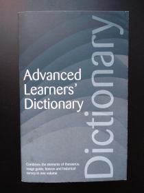 Advanced Learners Dictionary (Wordsworth Reference)[高级英语学习词典]