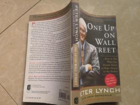 【英文原版书】One Up On Wall Street 彼得林奇的成功投资