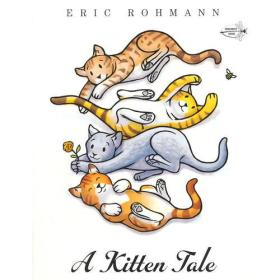 A Kitten Tale (Dragonfly Books)小猫的故事
