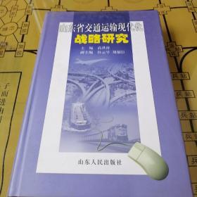 山东省交通运输现代化战略研究