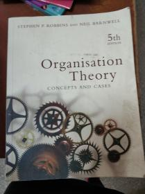 特价现货~ Organisation Theory : Concept and Cases 5th