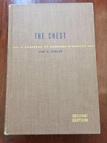 THE CHEST A HANDBOOK OF ROENTGEN DIAGNOSIS(胸部X线诊断手册)英文原版