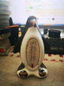 【企鹅天鹅温度计】
