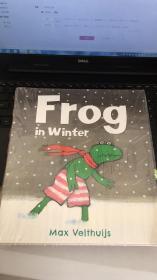 Frog in winter  六本一套