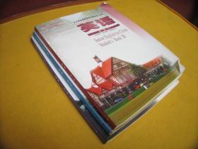 *高中英语课本第一册下册,第二册上下册(3本,人教版,短16开)——03、04年出版第一版,有一些字迹划线,写有名字,书完整,如图