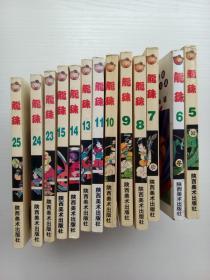 龙珠(13本)
