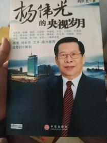 杨伟光的央视岁月