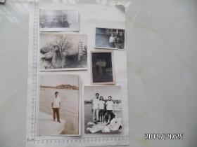 老照片第二组(共六张合售,尺寸品相详见图S)