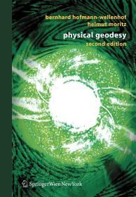 预计2周到货  Physical Geodesy 英文原版  物理测地学 物理大地测量学