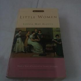 (Signet Classic) Little Women【小妇人,路易莎·奥尔科特,英文原版】