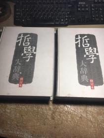 哲学大辞典:上下(修订本)