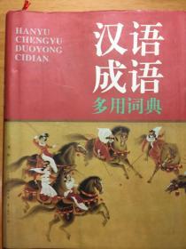 汉语成语多用词典