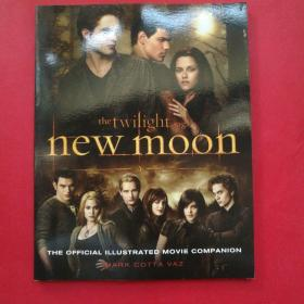 The Twilight Saga:New Moon--The Official Illustrated Movie Companion