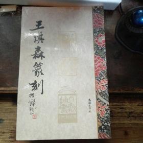 王琪森篆刻(16开印谱)卓2