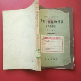 中国主要植物图说蕨类植物门