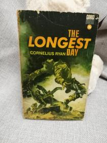 英文原版书 THE LONGEST CORNELIUS RYAN DAY