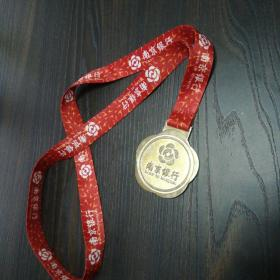 奖牌/南京银行2018年度职工游泳比赛奖品