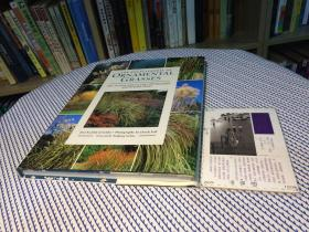 英文原版 the encyclopedia of ornamental Grasses : how to grow and use over 250 beautiful and Versatile Plants 观赏草百科全书【存于溪木素年书店】