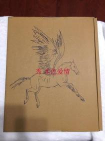 一印现货神奇动物在哪里绘本豪华版Fantastic Beasts and Where to Find Them: Deluxe Illustrated Edition (Deluxe Edition)