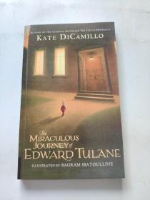 The Miraculous Journey of Edward Tulane  爱德华的奥妙之旅:一只瓷兔子的爱与人生 英文原版