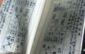 【复印件】鲁班经书法术 符咒 上中下全集件