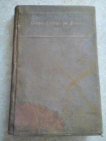 《grays lessons in botany》(格雷的植物学,1887初版本)