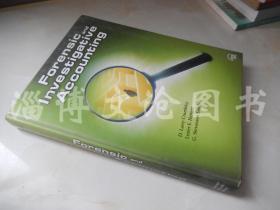 Forensic and Investigative Accounting【大年夜16开平装 英文原版】(法务和查询拜访管帐)