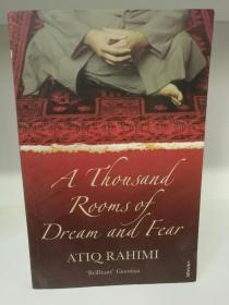 A Thousand Rooms of Dream and Fear by Atiq Rahimi (英国文学/阿富汗裔)英文原版书