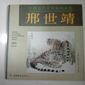 中国当代美术家精品集.邢世靖