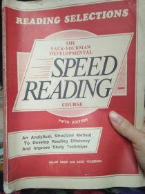 SPEED READING COURSE (FIFTH EDITION)