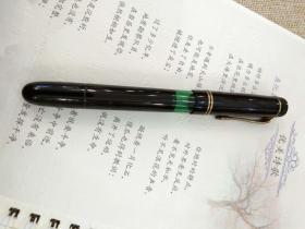 钢笔 14K 金笔 pelikan IBIS 百利金 笔帽不配套  打不上水