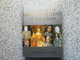 The Lives of The Kings & Queens of England   精装本