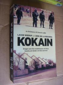 KOKAIN <关于可卡因在全世界范围内的情况> 荷兰语原版 插图 24开 厚本