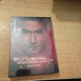 学友光年世界巡回演唱会(张学友签名见图)3碟装 【全新未使用】