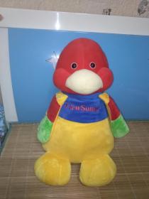 毛绒玩具(view Sonic商标)抱抱玩具 精灵
