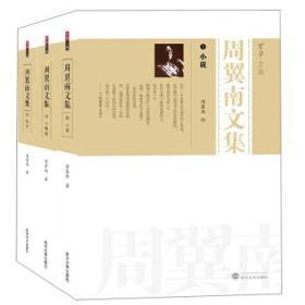 周翼南文集(套装共3册)