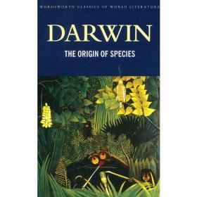 WW9781853267802微残-英文版-DARWIN THE ORIGN OF SPECIES 物种起源
