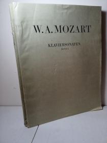 莫扎特钢琴奏鸣曲(上下)
