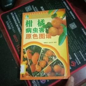 柑橘病虫害原色图鉴