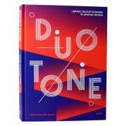 DUOTONE雙色平面設計 有限色彩無限創意平面創意設計作品案例書籍