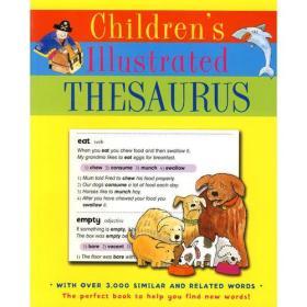 Children's Illustrated Thesaurus 儿童图解同义词词典H