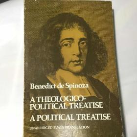 英译 《神学政治论》 Theological-Political Treatise