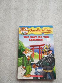 Geronimo Stilton #49: The Way of the Samurai  老鼠记者#49:武士卷宗之谜