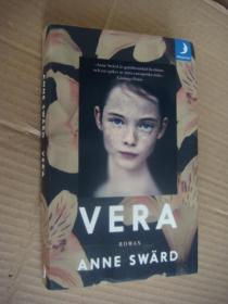 瑞典语原版 VERA  全新 2018版