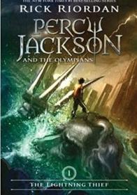 The Lightning Thief/英文原版/波西·杰克逊与神火之盗 闪电贼