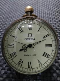 欧米茄水晶表   ,尺寸 :55 毫米  。