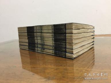 北京】清代白纸精刻本《石州诗话》7册全;翁方纲,北京大兴区人。清代书法家、文学家、金石学家。乾隆进士,官至内阁学士。以朝代为序,分人评述,一至五卷集中评论了唐、宋、金、元的诗歌。第六卷主要用来纠正王士禛对杜甫诗的评述,最后二卷附说元好问、被称为清代二大诗话集1