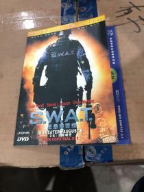 反恐特警组 DVD 一碟装