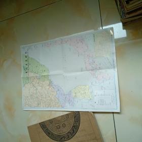 东北亚区城图